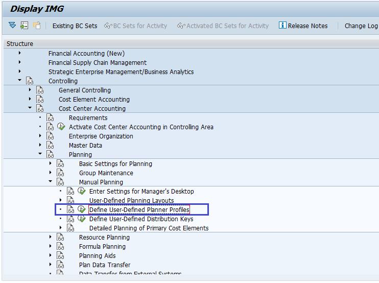 sap co planning methods rh tutorialscampus com Planning Guide Graphic Event Planning Guide