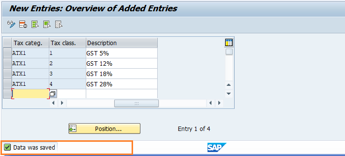 SAP SD Tax Calculation or Determination Procedure