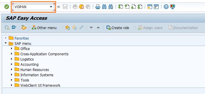 SAP SD Create Partner Function